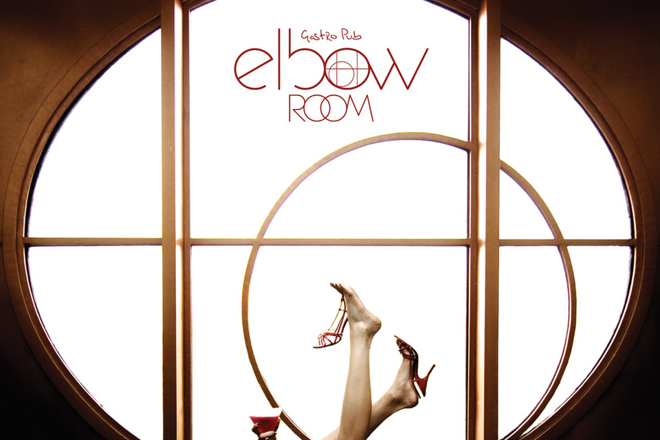Feat - Elbow Room - Launching image in front of window