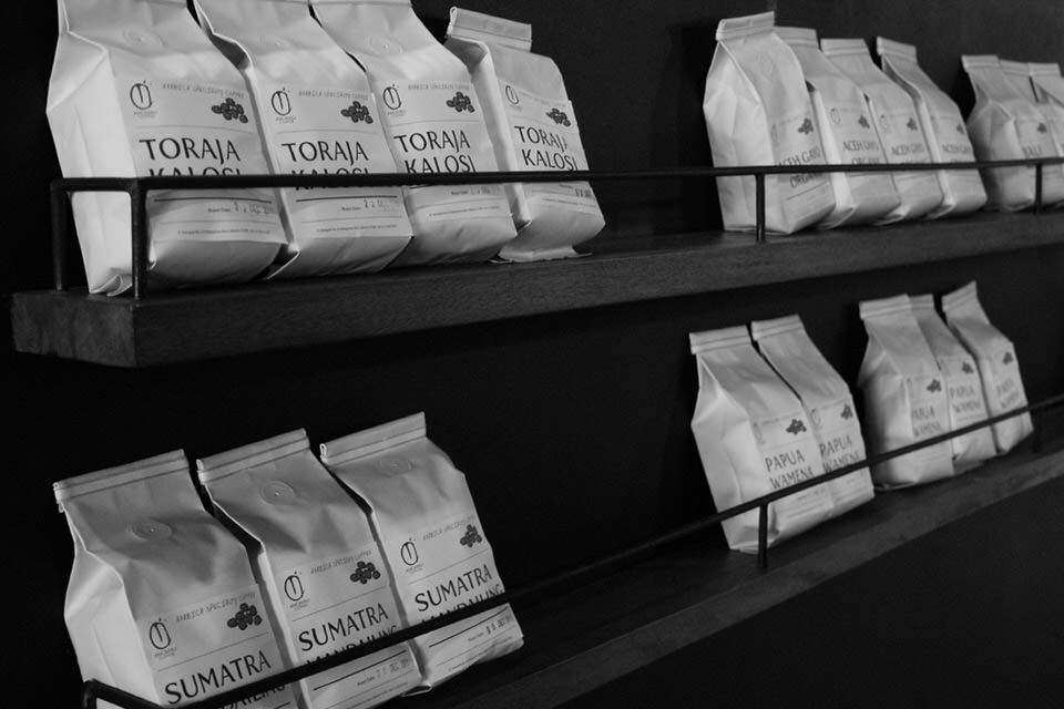 Feat - Anomali Coffee - single origins coffee packaging