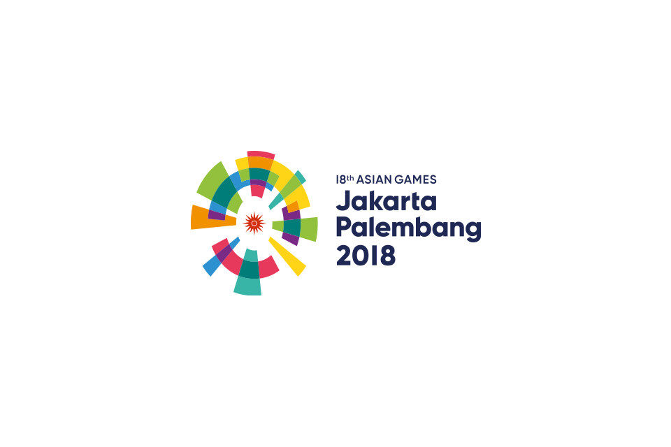 Asian Games 2018 Primary Logo