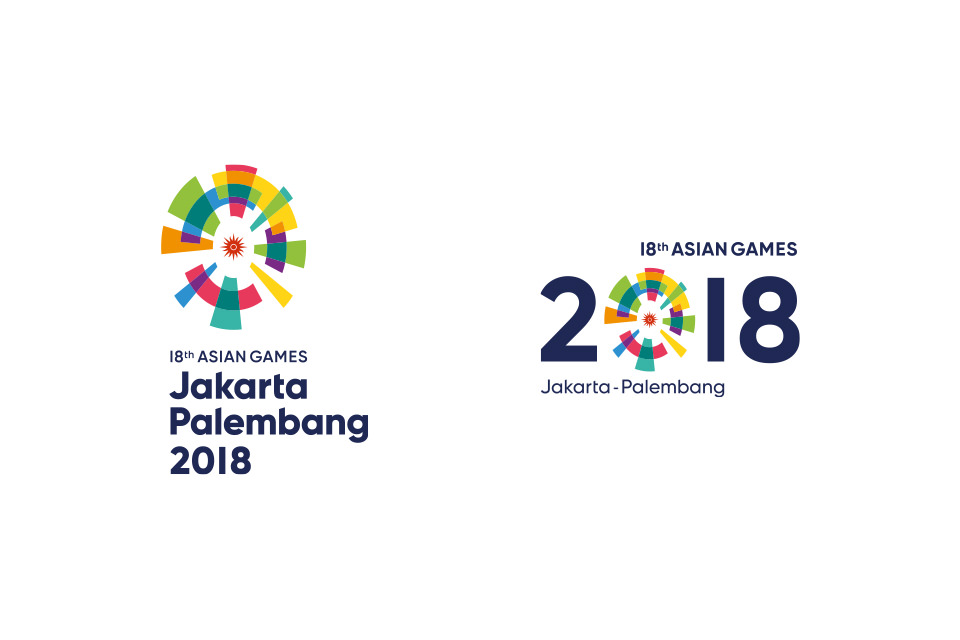 Asian Games 2018 Secondary logo