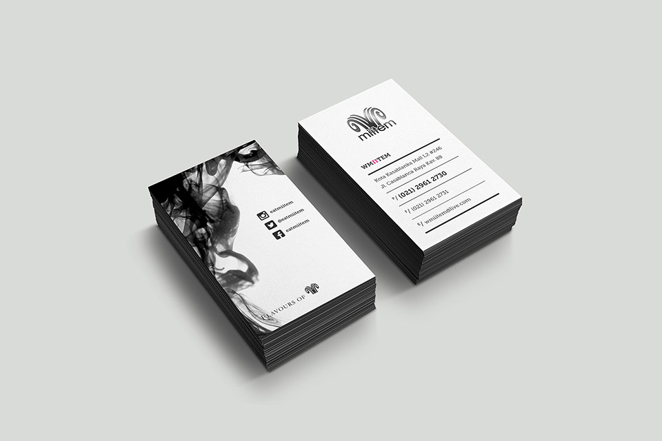 W-Miitem Business card